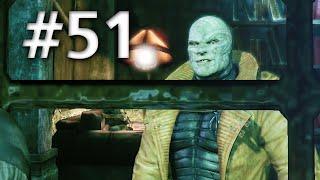 Road To Arkham Knight - Batman Arkham City - Walkthrough Part 51 - Hush