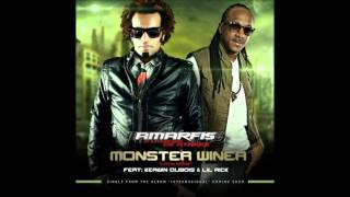 Amarfis Feat Kerwin Du Bois & Lil Rick - Monster Winer (Latin Remix)
