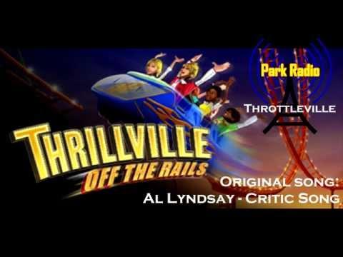 Thrillville Off The Rails Soundtrack - Park Radio - Throttleville