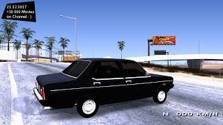 Murat 131 Badem Stop KFKPerformance Grand Theft Auto San Andreas GTA SA MOD