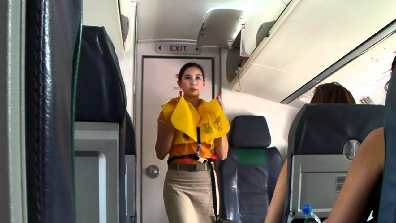 Sexy stewardess video