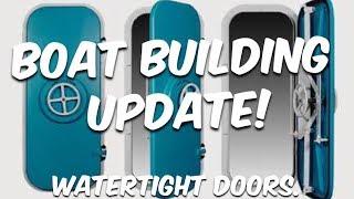 How to build water tight doors - BUILDING BRUPEG (Ep. 27)