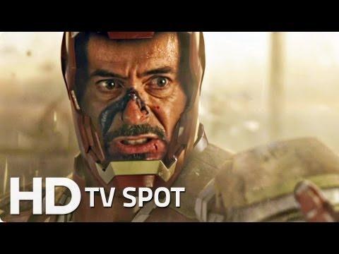IRON MAN 3 TV Spot - Deutsch German | 2013 Official Film [HD]