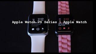 Apple Watch Series 1 VS Apple Watch Speed Test