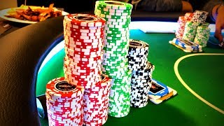 (Day 1) $5,000 Buy-in $10/$20/$30 Texas Hold'em