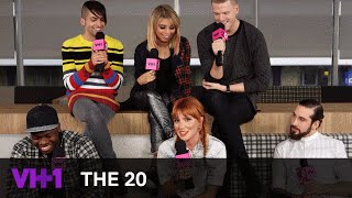 The 20 | The Pentatonix on 'Can't Sleep Love' | VH1