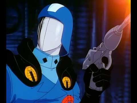 GI Joe Movie 1987: Serpentor Assassination Attempt