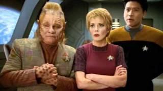 Anuncios *en* Star Trek Voyager