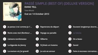 Diane Tell - Passé simple (Best Of) [Deluxe Version] (Album Preview)