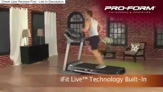 ProForm Power 1080 Treadmill Review