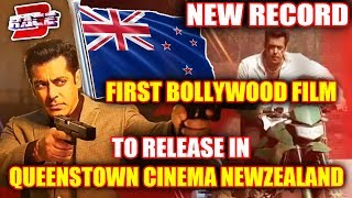RACE 3 Becomes First Bollywood Movie To Release In Queenstown Cinema New Zealand | Salman Khan