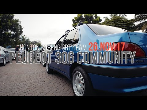 Peugeot 306 Community Nobar - 26 November 2017