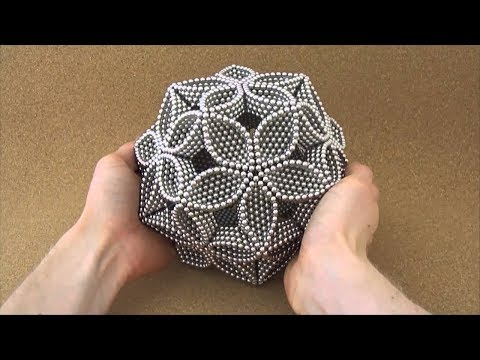 MAGNETIC BALLS SATISFYING COMPILATION