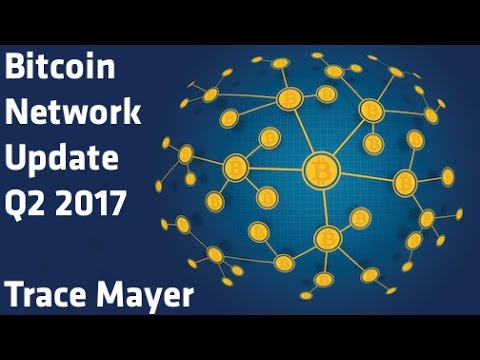 """Bitcoin Network Update Q2 2017"" - Trace Mayer"