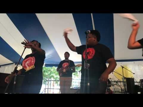 Superstition live at the Lowell Folk Festival