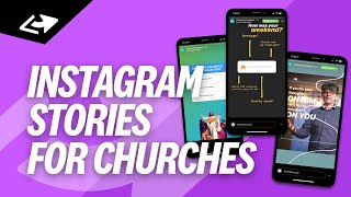 9 Instagram Stories Strategies For Churches To Try This Week