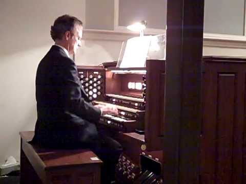 Festive Day Wedding Organ Processional By Dan Mitchell