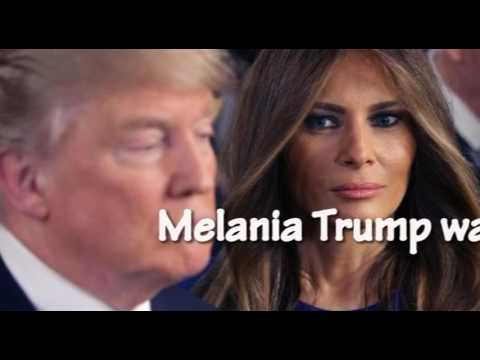 Melania Trump modeled in US prior to getting work visa