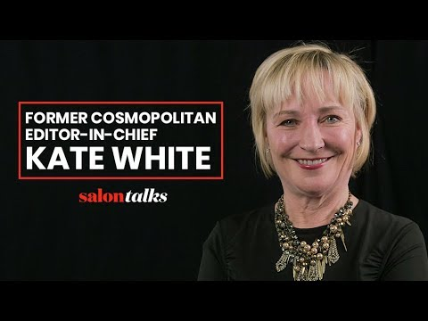 How To Get Promoted: Former Cosmo Editor-in-chief Kate White Gives Her Career Tips