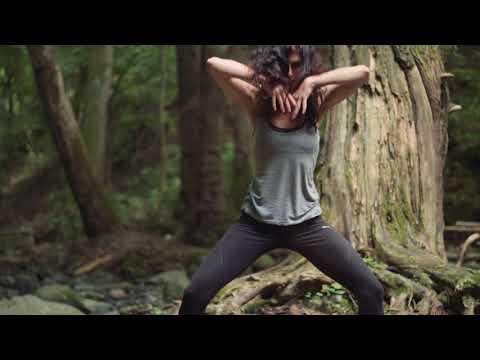 Tribute to the Yogini - yoga for women (tandava) - SHORT FILM - shot on ursa mini 4.6K
