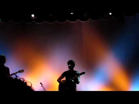 King Of Convenience - Rule My World (live At Circo Voador, 2011)