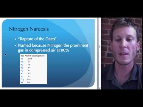 Dive Medicine Video Lecture