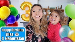 Happy Birthday Elisa 🎂 3. Geburtstag! Dschungel Krokodil Cupcake Torte | Tiere Party | Mamiseelen