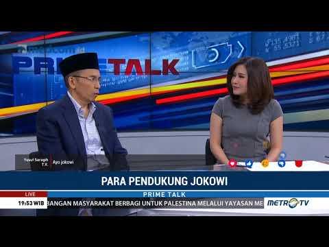 TGB: Jokowi Paling Mengetahui Siapa Cawapres Tercocok