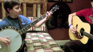 Dueling Banjos - Sleepy Man Banjo Boys - Revenge of the Guitar