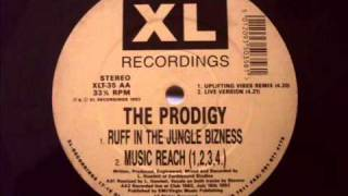 The Prodigy - Ruff in the Jungle Bizness (Uplifting Vibes Remix)
