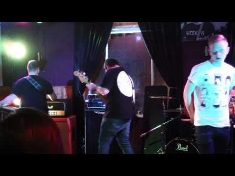 Confessions Of An Arsonist @ The Derby (Barrow-In-Furness) 20/12/13