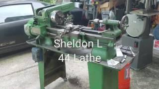 SHELDON L-44 Lathe