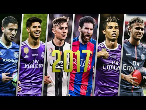 Best Football Skills Mix 2017 ● Cristiano Ronaldo ● Dybala ● Messi ● Neymar ● Hazard & More. [HD]
