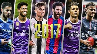 Best Football Skills Mix 2017 ● Cristiano Ronaldo ● Dybala ● Messi ● Neymar ● Hazard & More. [HD]