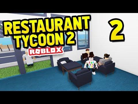 Making Restaurant Improvements - Restaurant Tycoon 2 #2