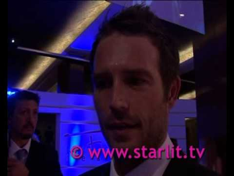 Michael Vartan: special interview at rome Fiction Fest by starlit.tv