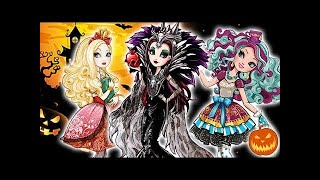 Ever After High💖🎃HALLOWEEN SPECIAL💖🎃Halloween Compilation💖🎃Videos For Kids