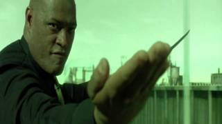 Matrix Reloaded - Morpheus Vs Agent (Full)