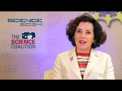 Science 2034: France A. Córdova, Ph.D.