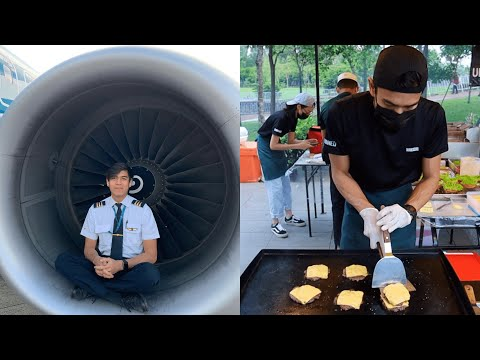 M'sian Pilot Sells Smashed Burgers After Losing His Job To The Pandemic 🍔✈️