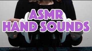 ASMR: 30 Days of Tingles - DAY 29 Hand Sounds