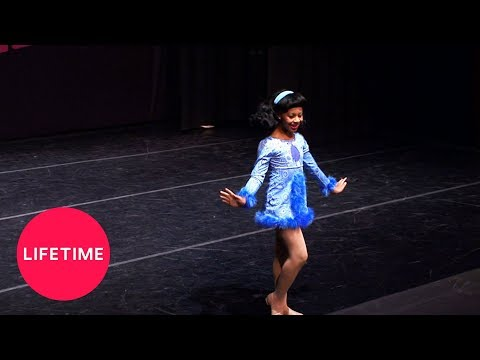 "Dance Moms: Nia's Jazz Solo - ""I Like the 60s"" (Season 2) | Lifetime"