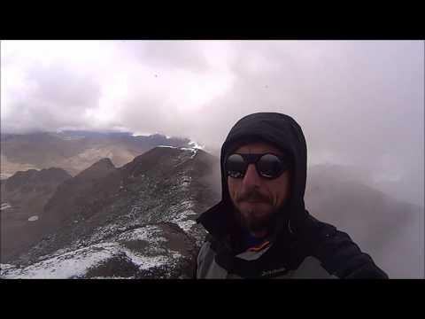Monte Chacaltaya - La Paz - Bolivia
