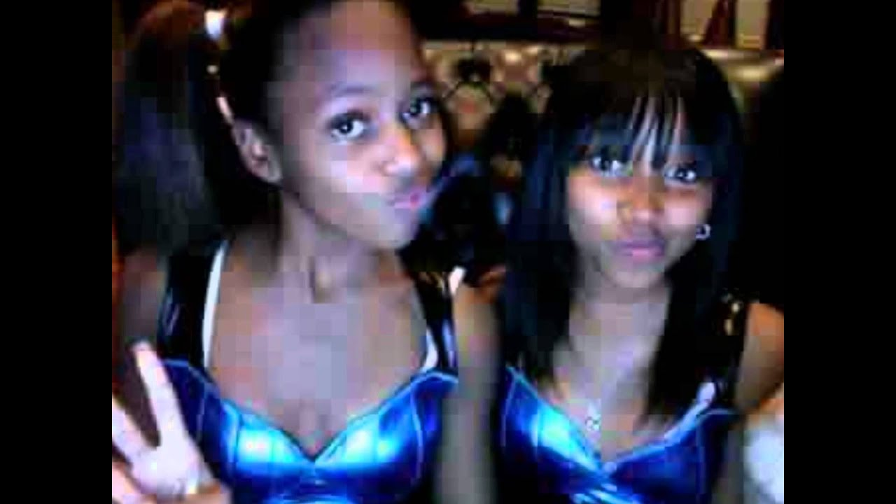 Zonnique Pullins Real Hair Zonnique Pullins and Bahja