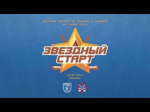 ХК Байкал Сервис (2010) Vs Ястребы - 2 (Москва)