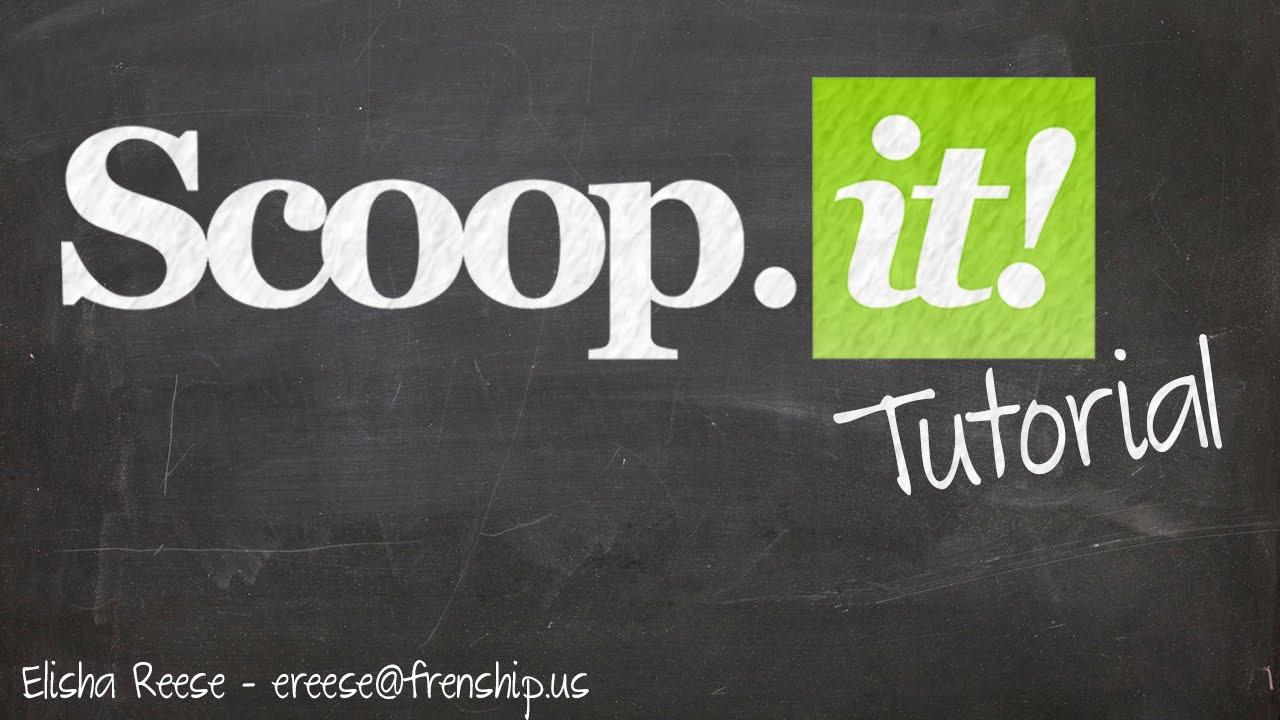 Scoop.It Tutorial