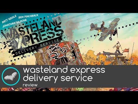 Wasteland Express Delivery Service Review