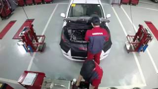 Nissan Express Service: PMS Done in Just 30 Minutes