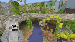 Minecraft Xbox | Hide & Seek - Overgrown City