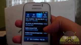 How to set Ringtones on Samsung Galaxy Y GT-S5360 (2 Methods)